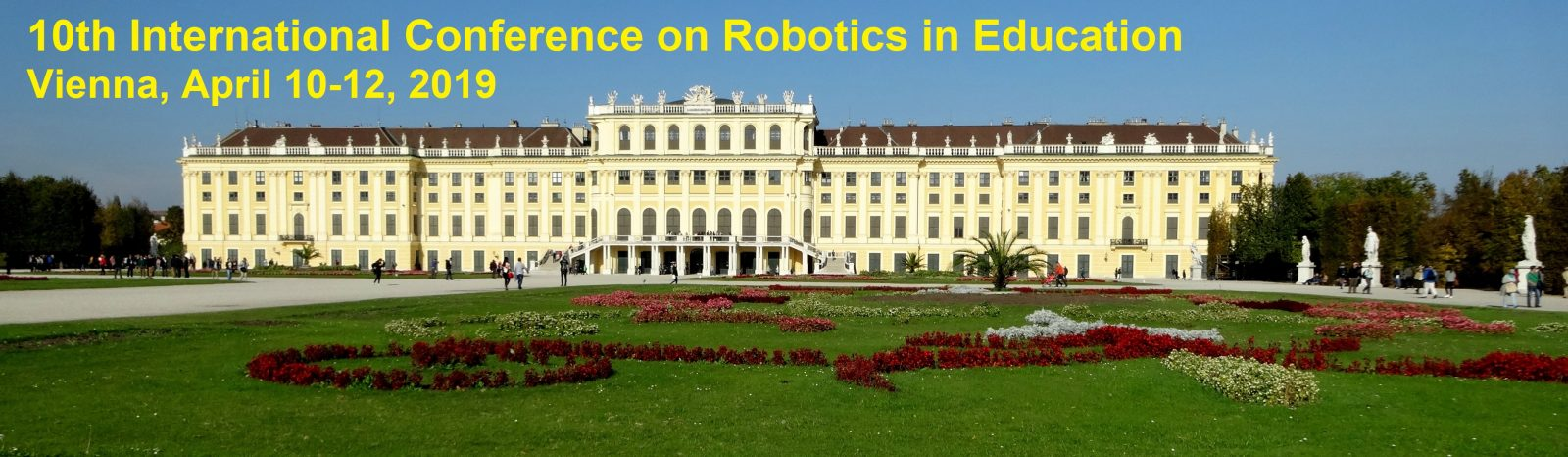 10th International Conference on Robotics in Education (RiE)